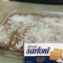 Torta mousse de prestígio com biscoito de coco Sarloni