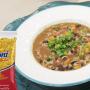 Sopa de feijão com macarrão argolinha Sarloni