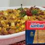 Farofa de natal com cream cracker Sarloni