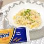 Espaguete Sarloni de uma panela só