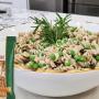 Salada fresh de atum com fusilli integrale Villoni