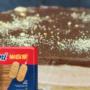 Torta sensação gelada com biscoito maisena